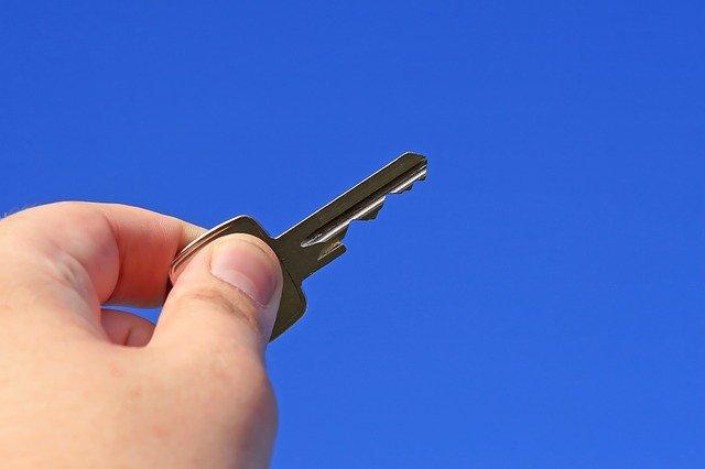 klíč v ruce