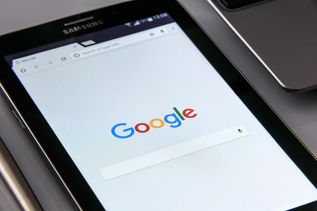 google na smartphonu