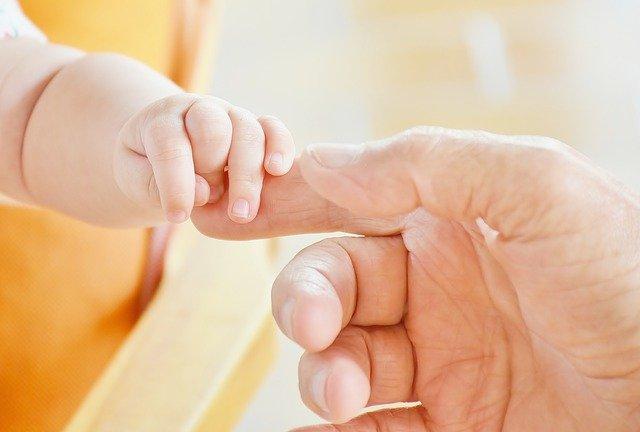 ruka miminka