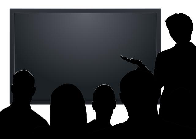 třída a studenti