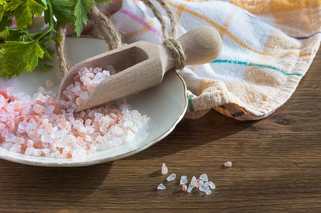 himalájské soli