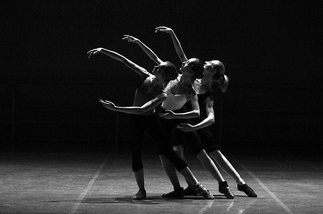 tanec baletek