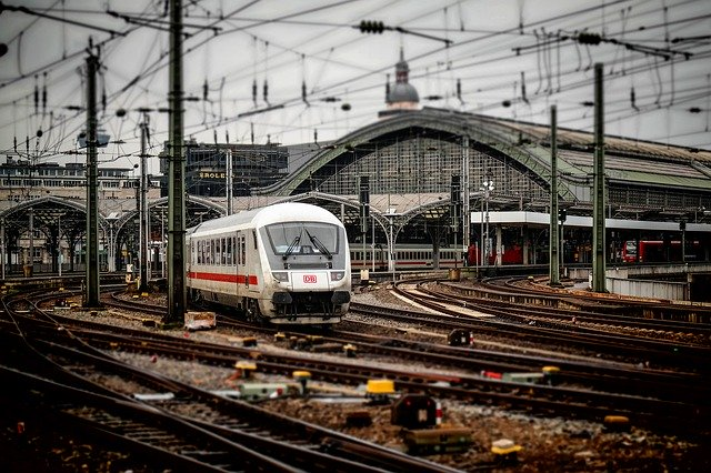 německá lokomotiva